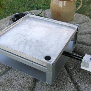 Bâti acier 40×30 cm