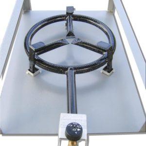 Bâti acier 50×40 cm